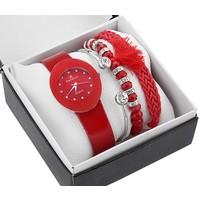 Denacci Ap 1858 Kadın Kol Saati Ve Bileklik Kombin