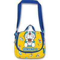 Ümit Çanta Doraemon 1826 Sarı Beslenme Çantası