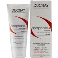 Ducray Anaphase +Plus Shampoo Saç Dökülmesine Karşı Bakım Şampuanı 200Ml