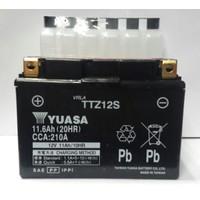 Akü Yuasa Ttz12S-Bs 12V 11Ah Honda Foresıght 250 Sılver Wıng 400 600 Transalp 650 Nc 700 Vfr 800 Crossrunner Yamaha Xt 1200 Z