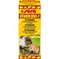Sera Vitamin Plus N Kemirgen Vitamini 50 Ml