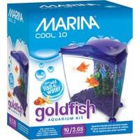 Marina Akvaryum Balığı Kiti Eflatun 6,7 Lt