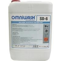 Omniwash Endüstriyel Bulaşık Makinesi Deterjanı 11,60 Kg Sd6