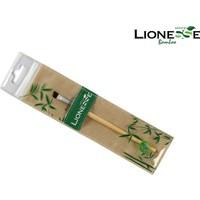 Lionesse Bamboo 323 Makyaj Fırçası Açık