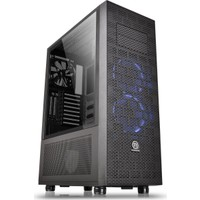 Thermaltake Core X71 FullTower Kırılmaz Tempered Glass Pencereli Kasa (PSU yok) CA-1F8-00M1WN-02