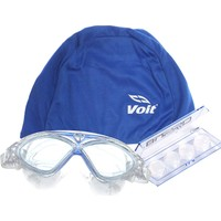 B-Sport 8170 Yüzücü Gözlüğü-Voit Bez Bone-Busso Kulak Tıkacı