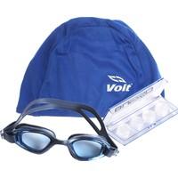 B-Sport Gs3 Yüzücü Gözlüğü-Voit Bez Bone-Busso Kulak Tıkacı