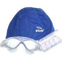 B-Sport Povit 8170 Yüzücü Gözlüğü-Voit Bez Bone-Busso Kulak Tıkacı