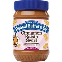 Peanut Butter & Co Cinnamon Raisin Swirl Fıstık Ezmesi 454 gr