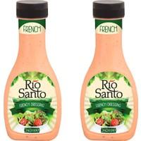 Rio Santo Fransız Salata Sosu 2 Adet x 340 ml