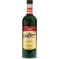 Davinci Lime Aromalı Şurup 750 ml