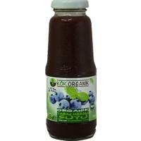 Kök Organik Yaban Mersini Suyu 4 Adet x 250 ml