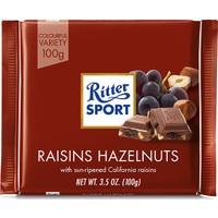 Ritter Sport Raisin Hazelnuts 100 gr