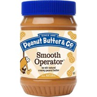 Peanut Butter & Co Smooth Operator Fıstık Ezmesi 454 gr