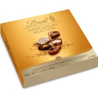 Lindt Swiss Luxury Selection 145 gr