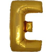 Alpenhaın e Harfi Altın Folyo Balon 1 Metre