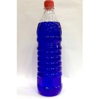 Aktarzane Mavi Kandil Yağı Kokusuz İç Mekan Kandil Lambası 1lt