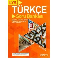 LYS Türkçe Soru Bankası İzlem Yayınları