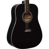Manuel Raymond Gitar Akustik Mra415Bk