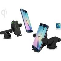 Onetto Easy Flex Kablosuz Araç Şarjlı Araç Tutucu Wireless Şarj