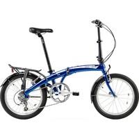 """Dahon Mu D10 20"""" Katlanır Bisiklet 2017 Mavi"""