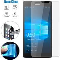 CaseUp Microsoft Lumia 950 XL Ultra İnce Nano Kırılmaz Cam