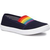 Polaris 71.509219.P Lacivert Kız Çocuk Ayakkabı