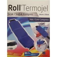 Roll Termojel Bel İçin Sıcak Soğuk Kompres Jel 14 X 33 Cm
