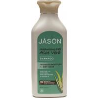 Jason Natural Cosmetics Moisturizing Aloe Vera Shampoo Jason Natural Cosmetics 473 Ml