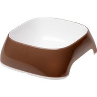 Ferplast Glam Small Dove Grey Bowl Mama Kabı