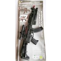 Erdem Oyuncak Komando Tüfeği + (Tangram)