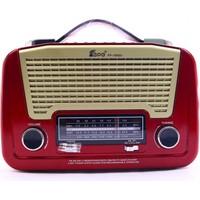 Forland Dvs 1502U Usb Sd Nostaljik Görünümlü Radyo