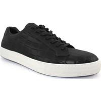 Drexel 1618 Siyah Günlük Deri Erkek Ayakkabı