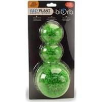 Biorb Plastik Top Bitki 3 Lü Yeşil Pl06