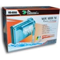 Rs 6000 Slim Akvaryum Askı Şelale Filtre 350 Litre / Saat