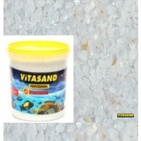 Vitasand Pro-81 Beyaz Kristal Akvaryuım Taban Kumu 8,5 Kg Kova