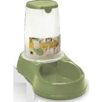 Stefanplast Hazneli Mama Kabı Yeşil 3,5 Lt