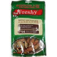 Freshy Mını Sausages Small Küçük Boy Sosis Köpek Ödülü 100 Gr