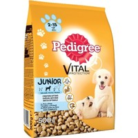 Pedigree Kümes Hayvanı Ve Pirinçli Yavru Kuru Köpek Maması 500 Gr