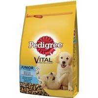 Pedigree Kümes Hayvanlı Ve Pirinçli Yavru Kuru Köpek Maması 3 Kg