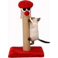 Palyaço Model Kedi Tırmalama