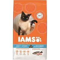 Iams Cat Adult Okyanus Balıklı Ve Tavuklu Yetişkin Kedi Maması 15 Kg