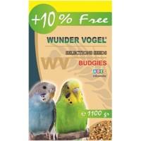 Wunder Vogel Selections Aromalı Muhabbet Yemi 1000 Gr + 100 Gr Bonus