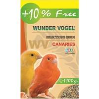 Wunder Vogel Selections Aromalı Kanarya Yemi 1000 Gr + 100 Gr Bonus
