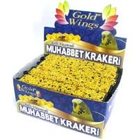 Gold Wings Tava Ballı Kraker 20 Adet