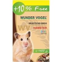 Wunder Vogel Selections Aromalı Hamster Yemi 1000 Gr + 100 Gr Bonus
