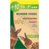 Wunder Vogel Selections Aromalı Tavşan Yemi 1000 Gr + 100 Gr Bonus