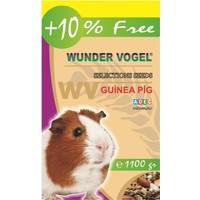 Wunder Vogel Selections Aromalı Guineapig Yemi 1000 Gr + 100 Gr Bonus