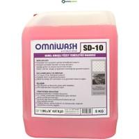 Omniwash Genel Amaçlı Yüzey Temizleyici 5 kg Sd10