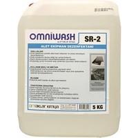 Omniwash Alet Ekipman Dezenfektanı 5 kg Sr2